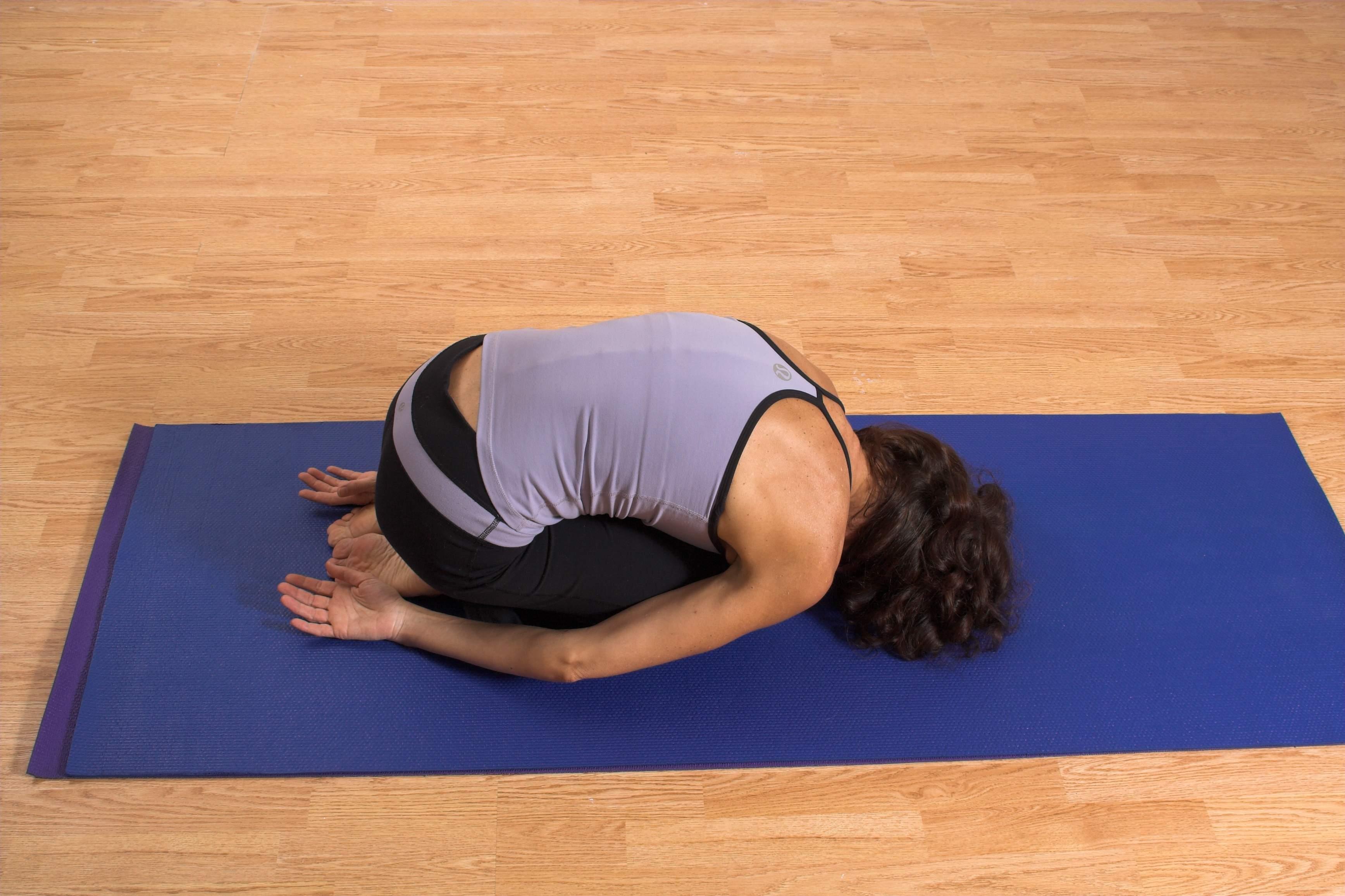 Как сделать гибкой свою спину