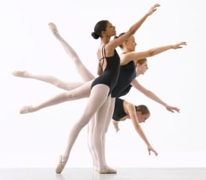 Four Ballerinas