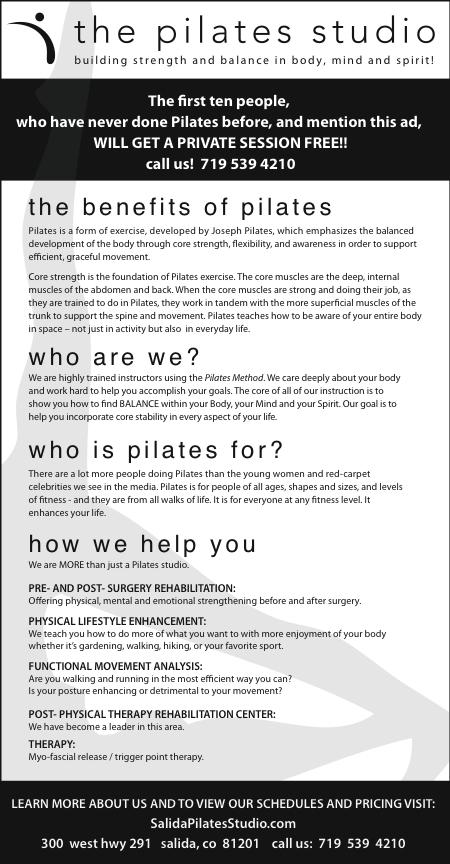 pilates ad